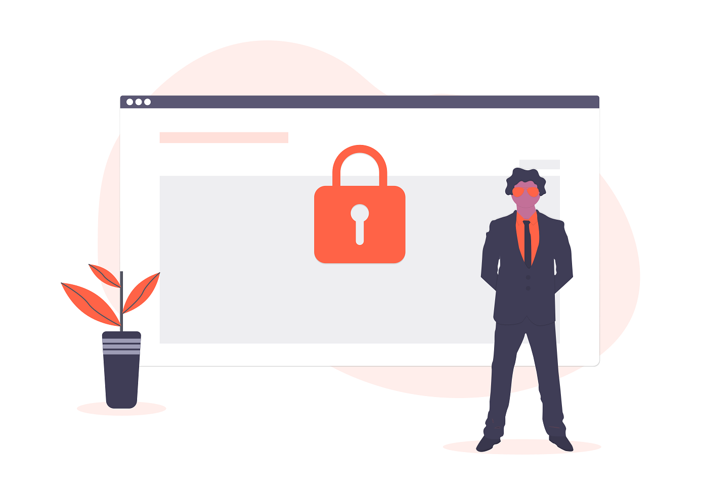 Protect WordPress site from hackers