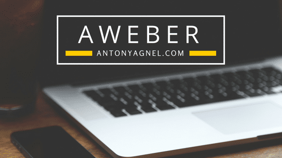 Amazon Aweber Email Marketing Promotional Code March 2020