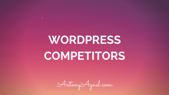 WordPress Competitors: 10 popular alternatives to WordPress