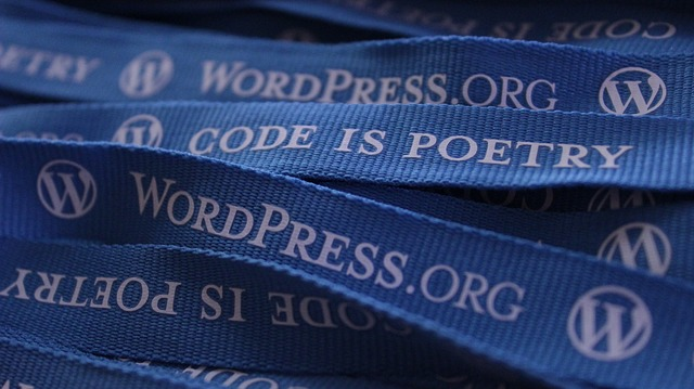 WordPress - Code is Poetry