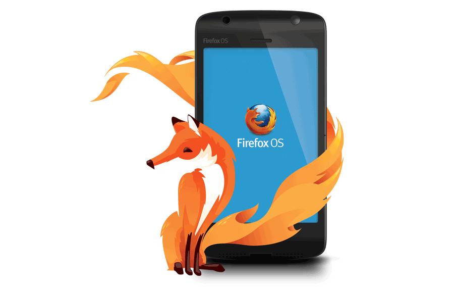 firefox os smart phone