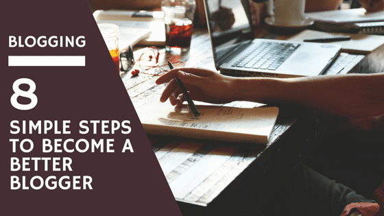 How to become a better blogger