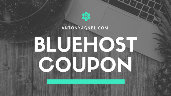 Bluehost Hosting Coupon Code: Save 65% + Free Domain Name For Life