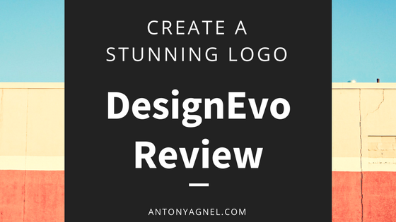 DesignEvo Free Logo Maker Service Review