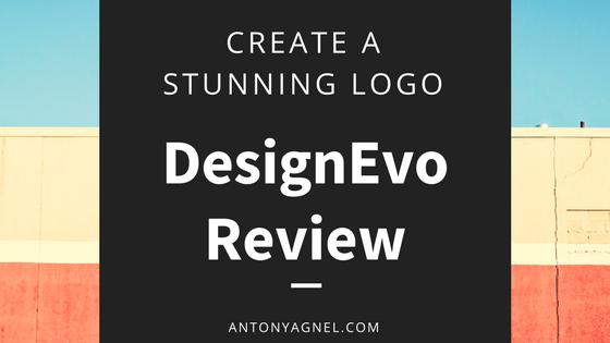 DesignEvo Free Logo Maker Service Review