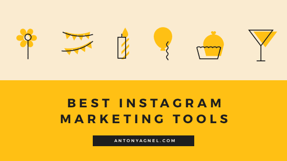 best instagram marketing tools for blogging and business social media marketing
