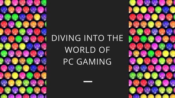 Diving Into The World Of PC Gaming: MOBA And RPG