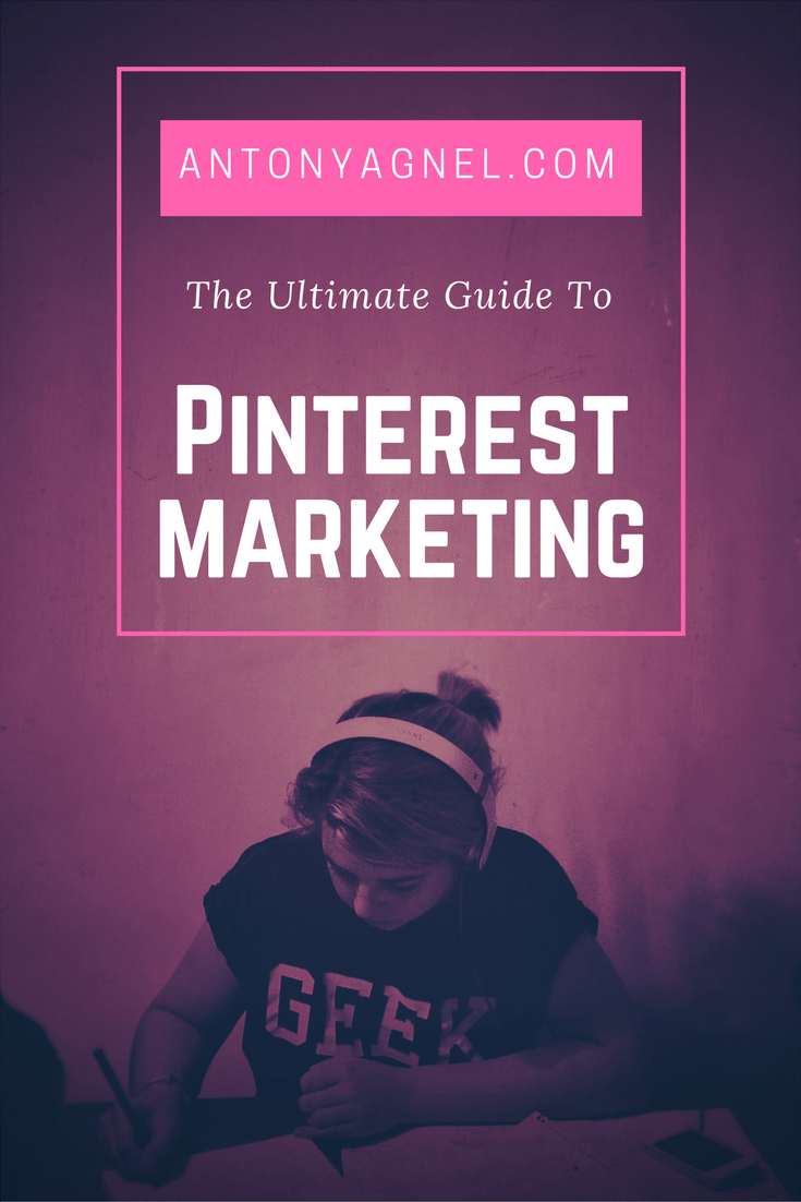 The Ultimate Pinterest Marketing Strategy For Your Online Business
