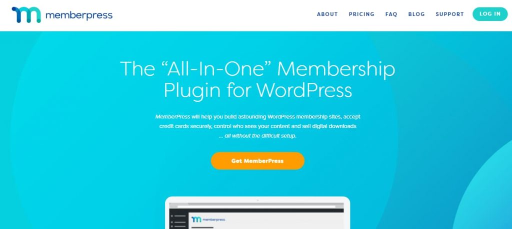memberpress - membership plugin for wordpress