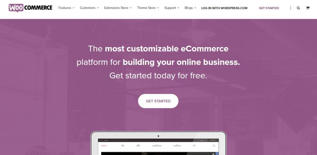 woocommerce - ecommerce platform for wordpress