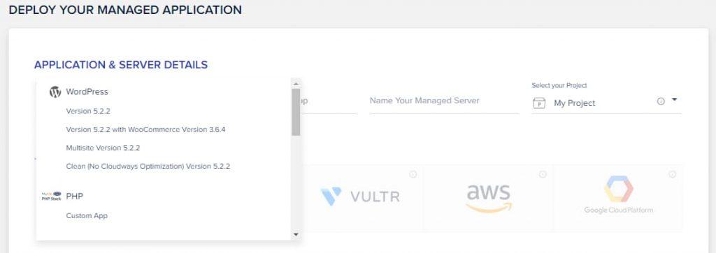 Deploy WordPress Application On Cloudways Server