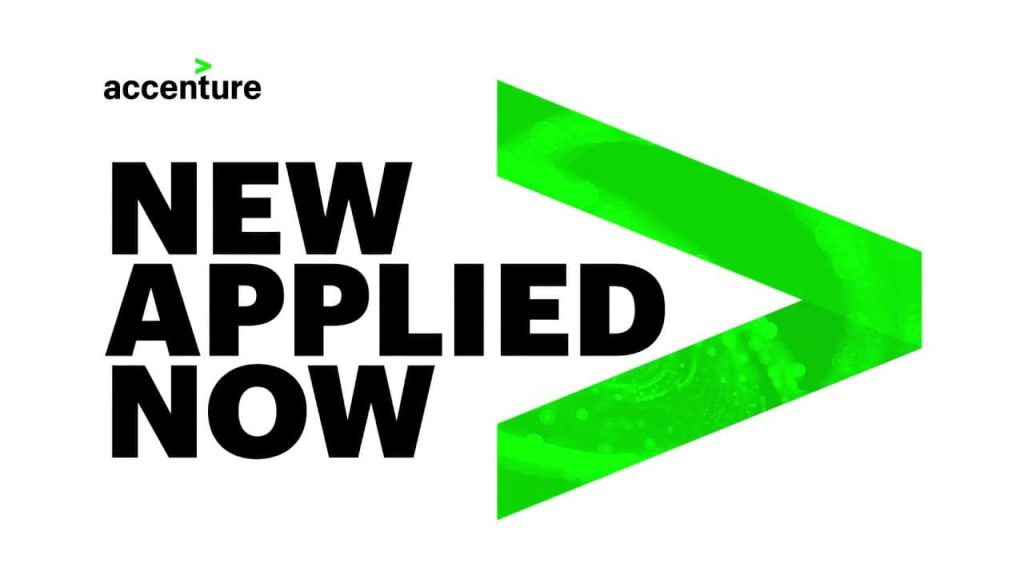 Accenture Technology - New Applied Now