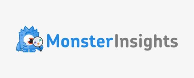 monsterinsights - best ga plugin for wordpress